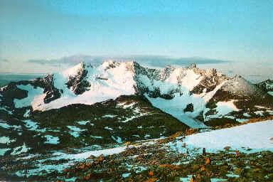 Le massif de Hurrungane : Les sommets les plus Alpins de la Norvège