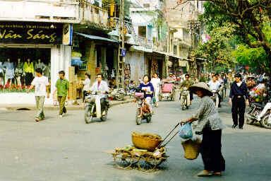 Carrefour à Hanoï