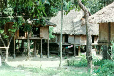 Le village de Mai Chau
